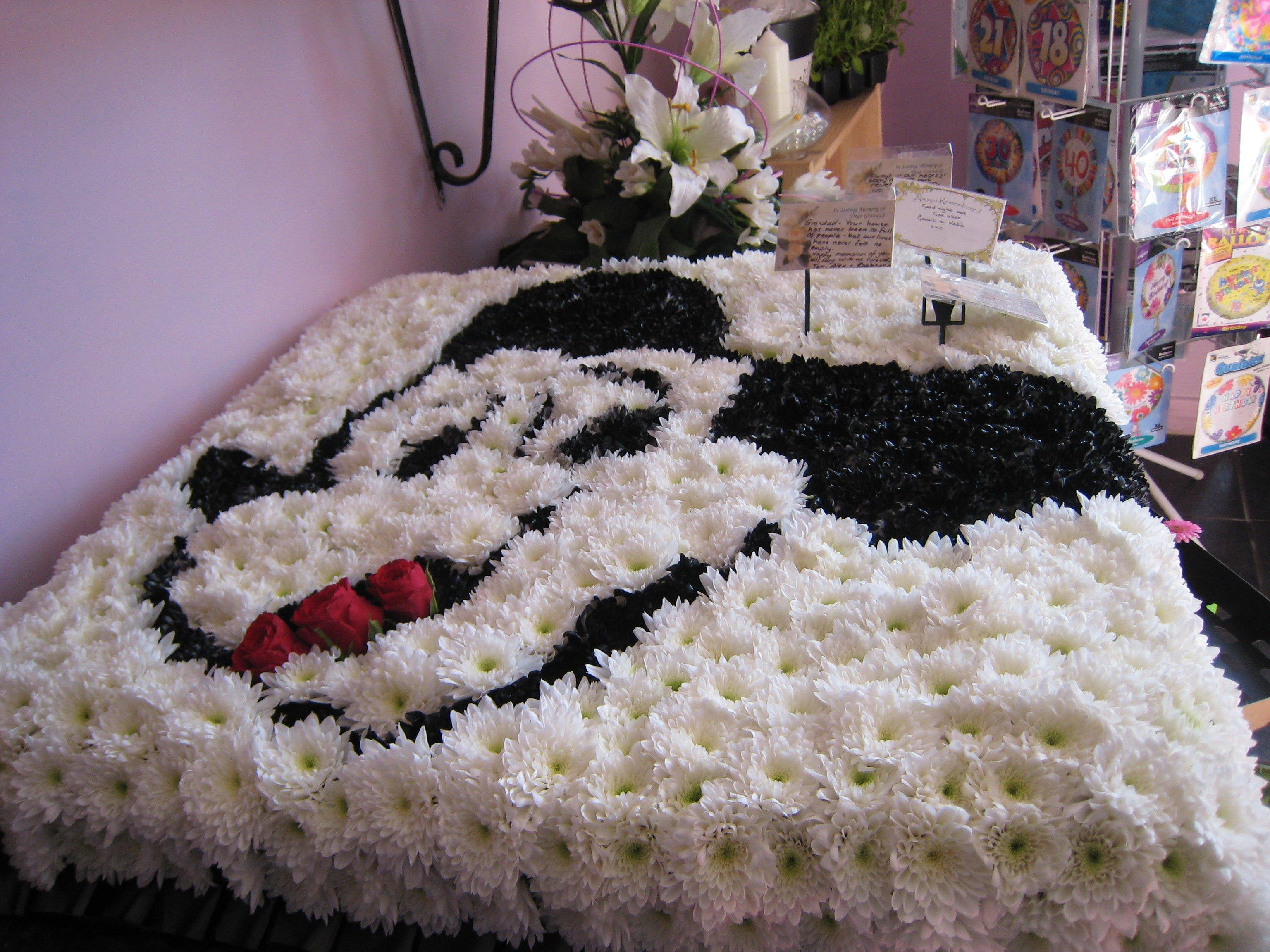 Jacaranda flowers special funeral tributes shamrock izmirmasajfo