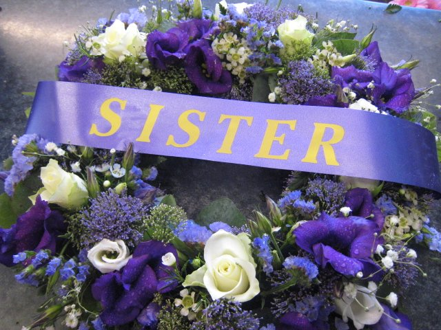 Jacaranda Flowers 187 Funeral Tributes Wreaths And Posy