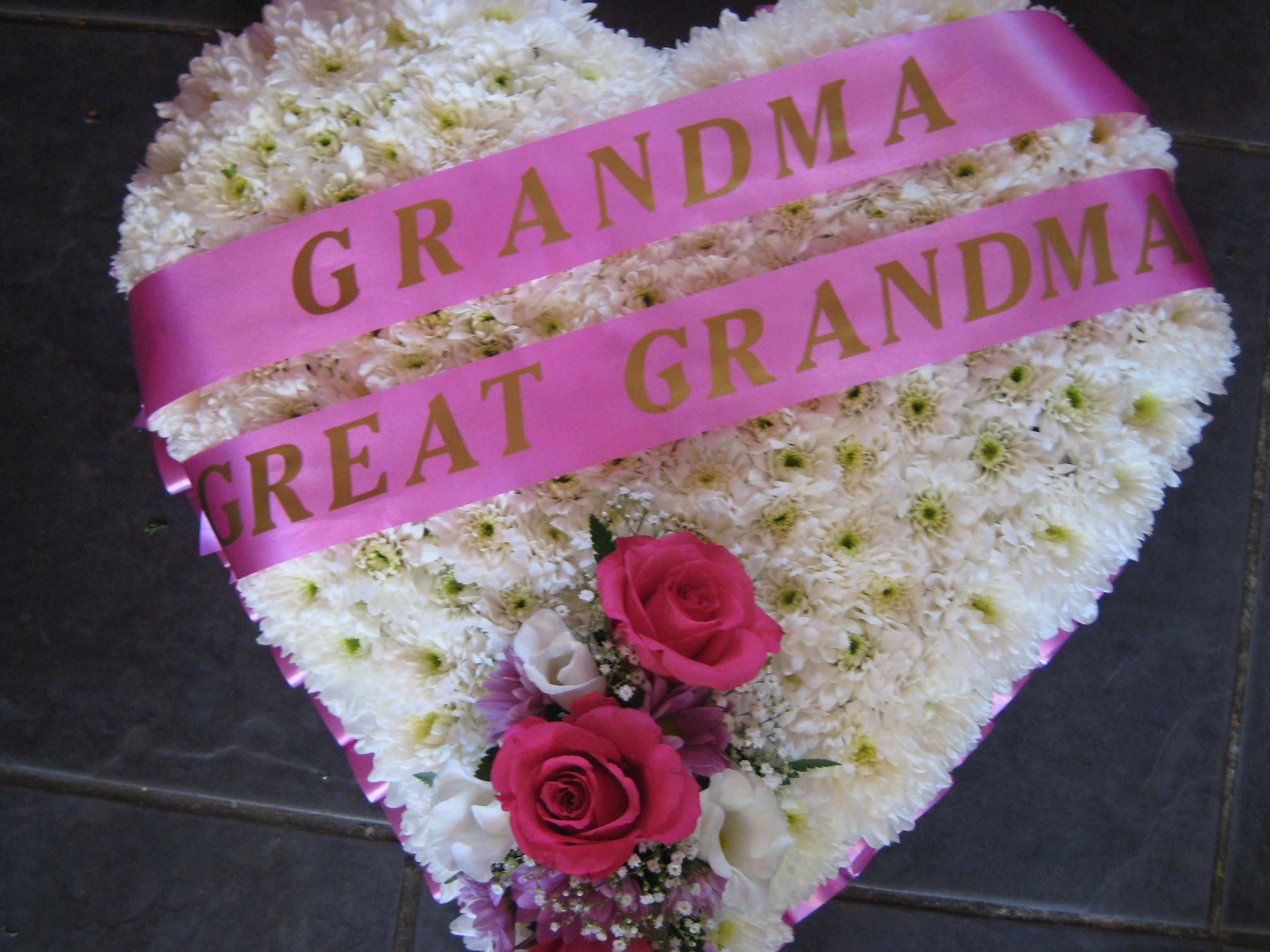 Jacaranda flowers hearts cushions pillow funeral tributes click izmirmasajfo Image collections