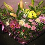 Gift Wrapped Bouquet £25.00