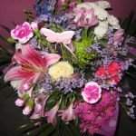 Stunning hand tied bouquet from £30