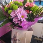 Butterfly Gift Bag of flowers from £22